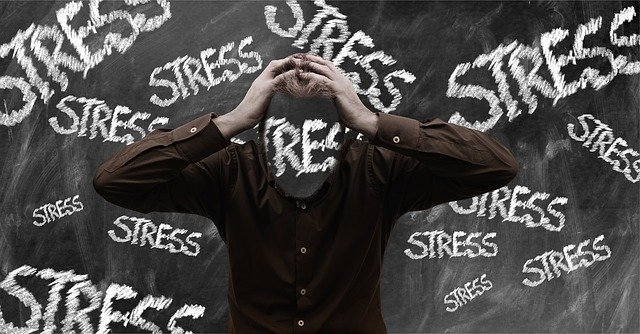 stress-person